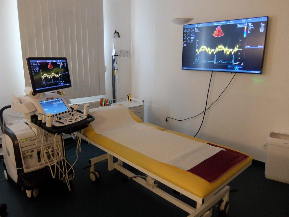 moderne kardiovaskuläre Ultraschalldiagnostik