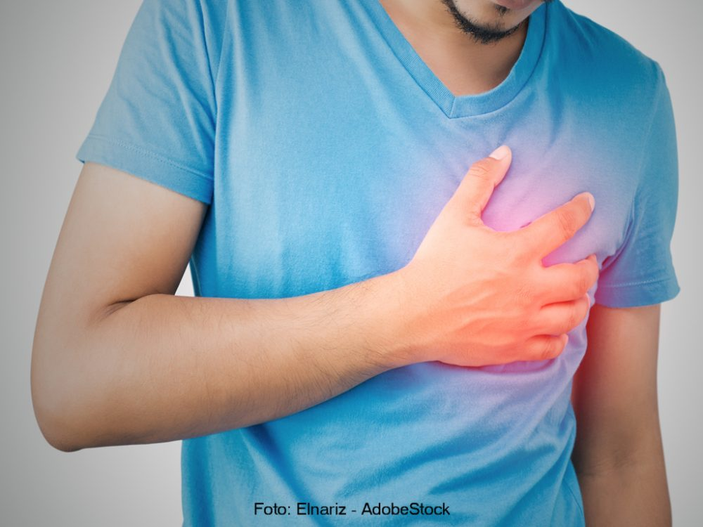 Herzschwäche ist eine ernstzunehmende Erkrkrankung