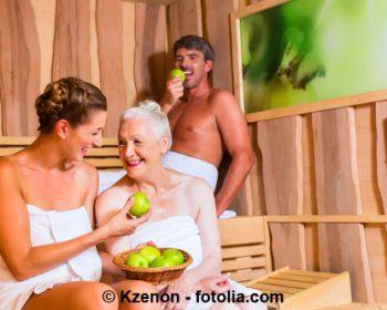 Sauna, Sport und Sex: Risiko für Herzpatienten?